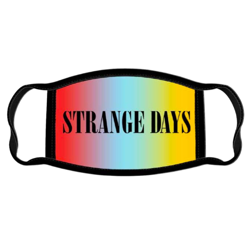 Strange Days (Rockabilia Exclusive) Face Mask