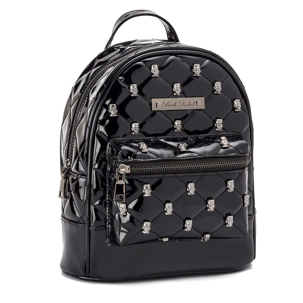 Monster Handbag Studded Backpack (Monster Stud) Girls Handbag