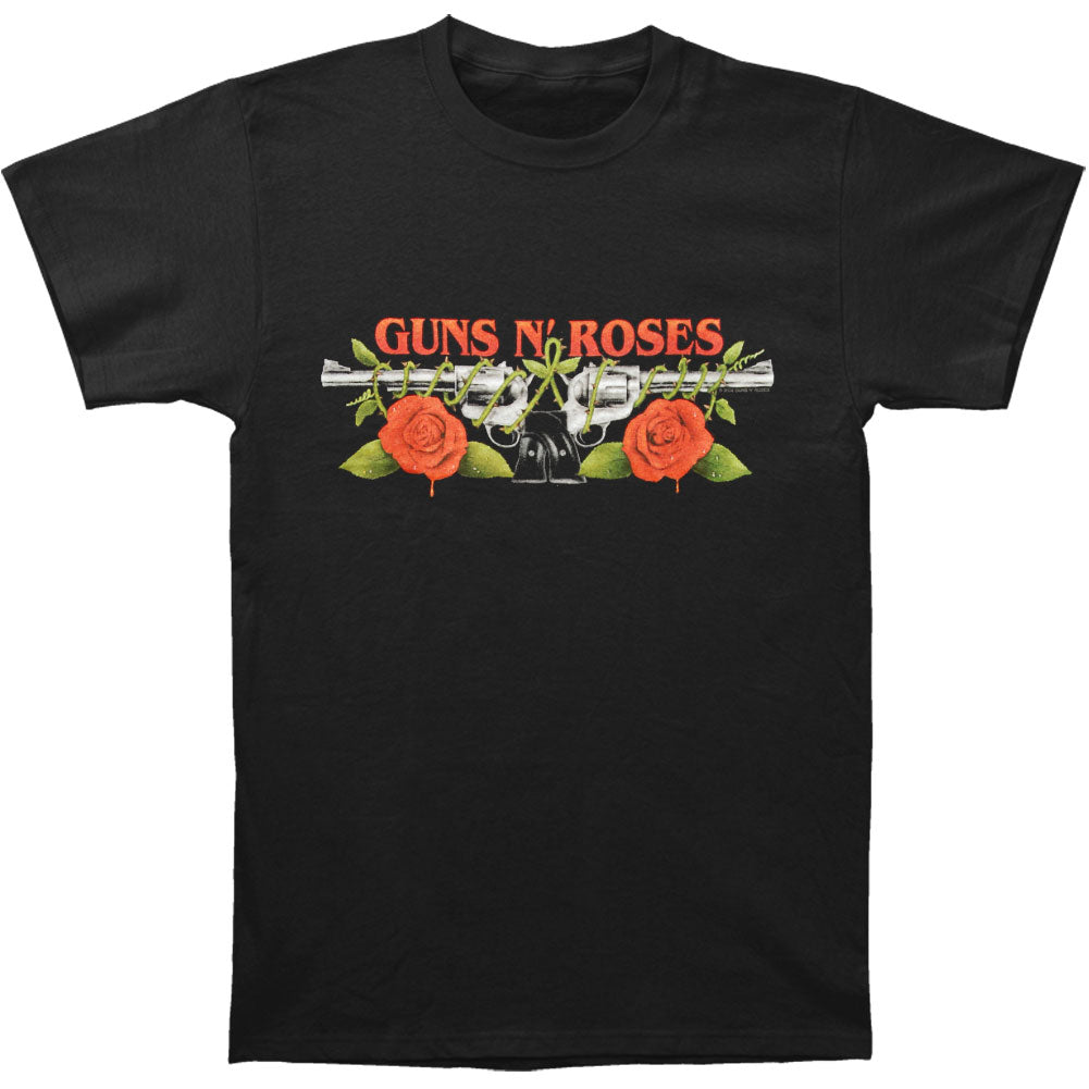Roses And Pistols T-shirt
