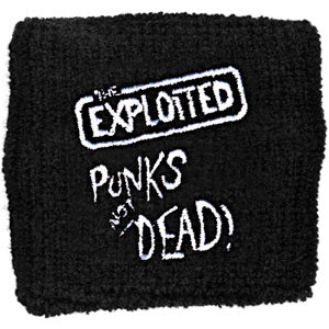 Punks Not Dead Athletic Wristband