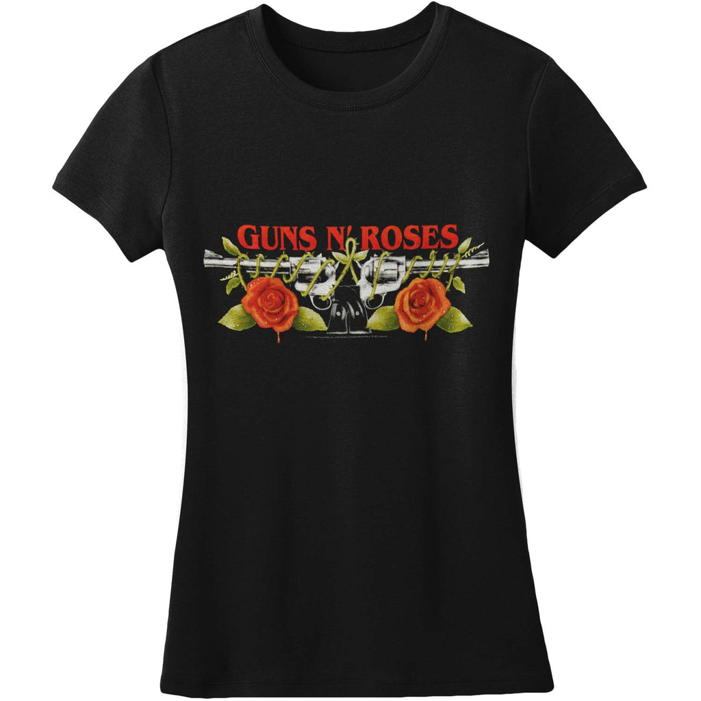 Roses And Pistols Junior Top