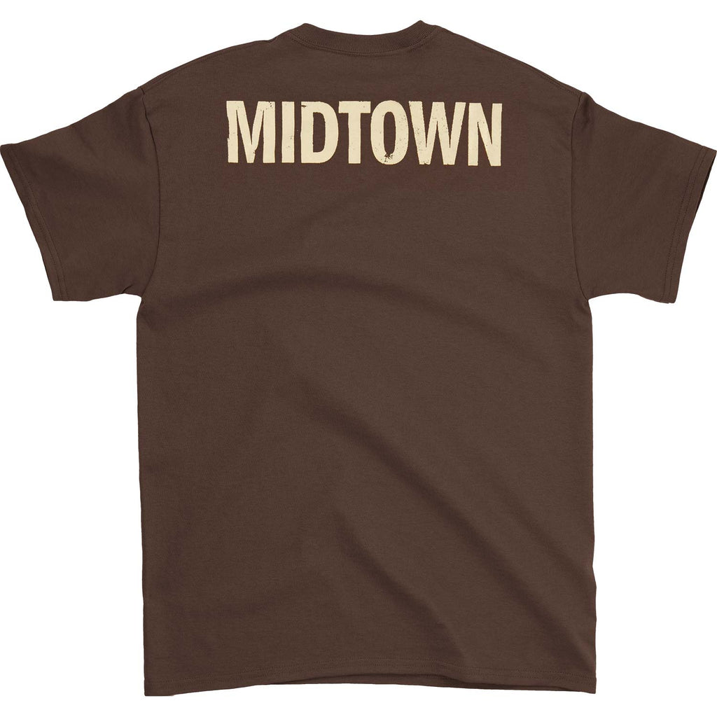 Midtown T.V. Over Dyed T-shirt