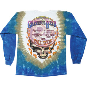 Banjo Tie Dye  Long Sleeve