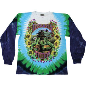 Terrapin Station Tie Dye  Long Sleeve