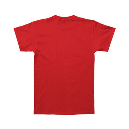 Discipline (Red) T-shirt