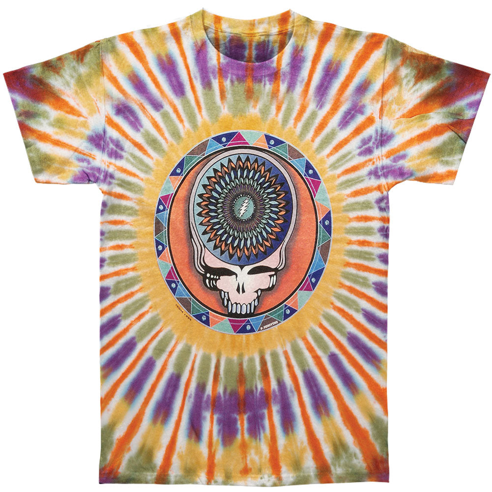 Steal Your Feathers Tie Dye T-shirt