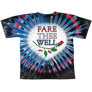Steal Your Tears Tie Dye T-shirt
