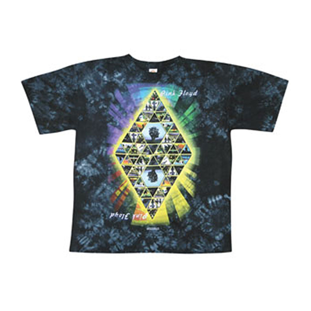 Pink Floyd Crazy Diamond Tie Dye T-shirt