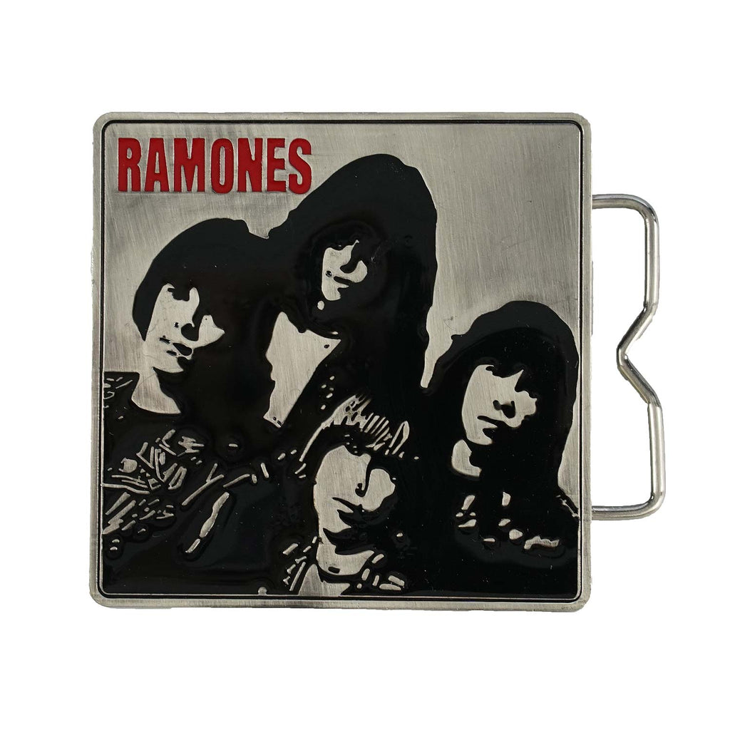 Rock N Roll Paradise Belt Buckle