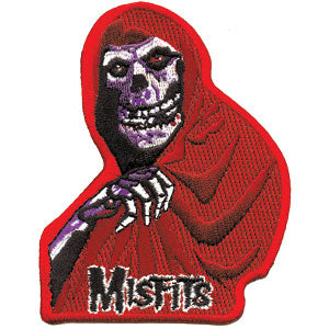 Red Fiend Embroidered Patch