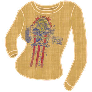 Girls Jr Thermal Long Sleeve