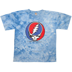 Steal Your Face Tie Dye T-shirt