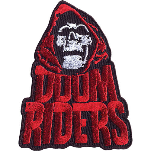 Red Reaper Embroidered Patch