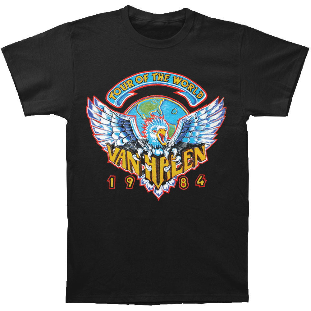 Tour Of World 1984 T-shirt