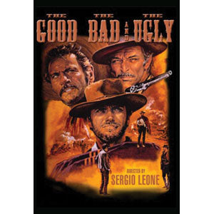 The Good, The Bad & The Ugly Domestic Poster