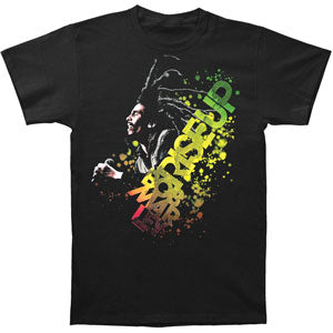 Bob Marley Rise Up T-shirt