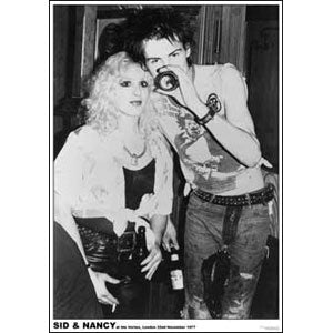 Sid & Nancy Import Poster