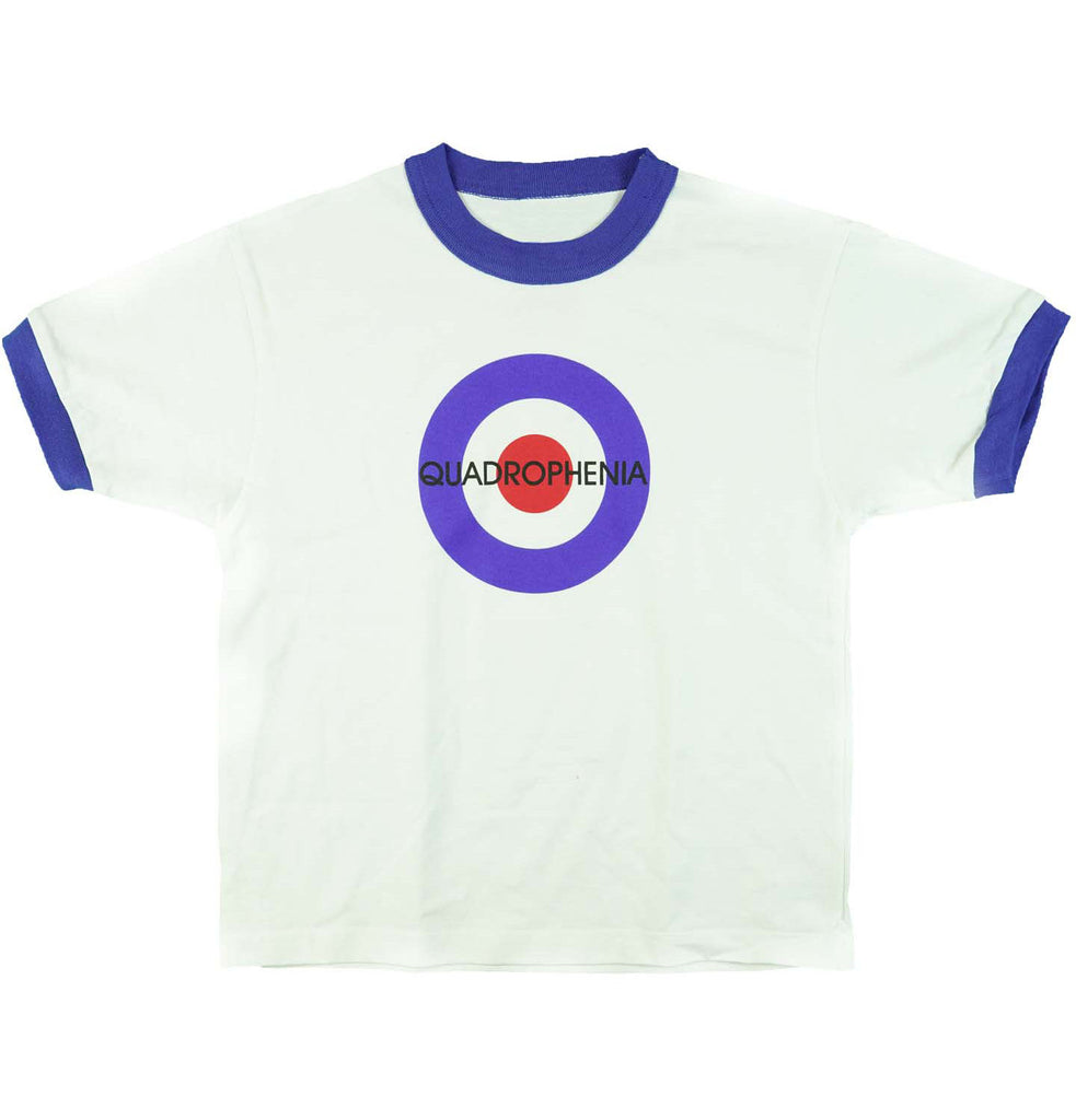 Quadrophenia Ringer Junior Top