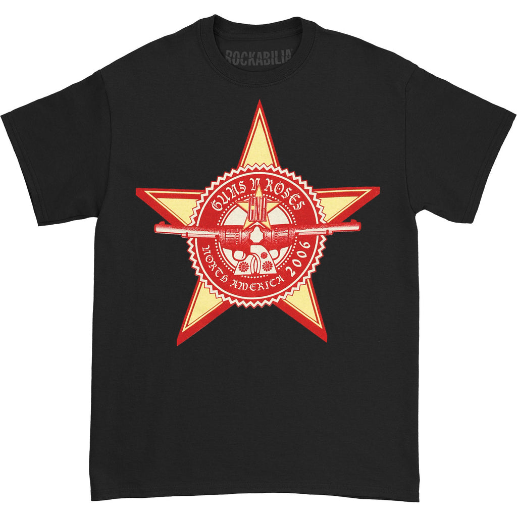 Star Ray North American Tour 06 T-shirt