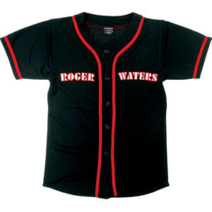 Roger Waters Authentic Baseball  Jersey