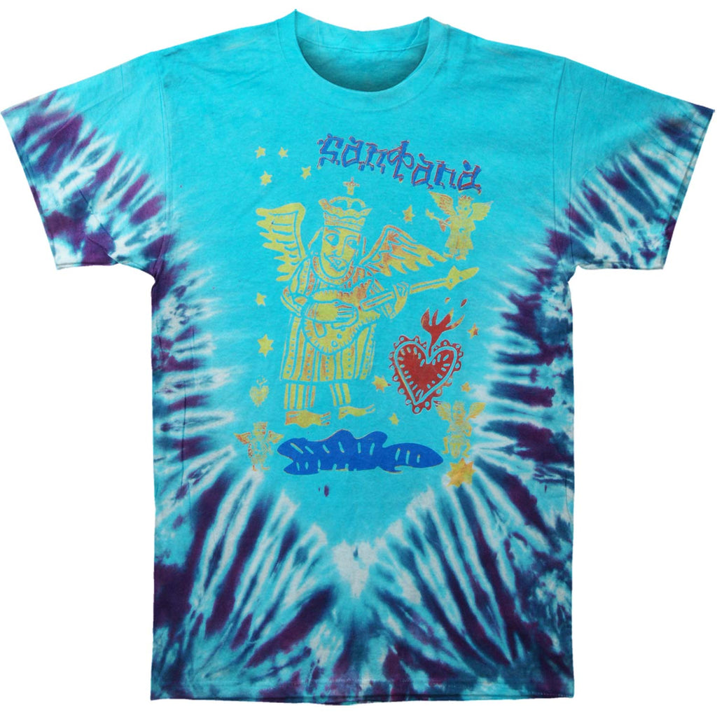 World Tour Tie Dye T-shirt