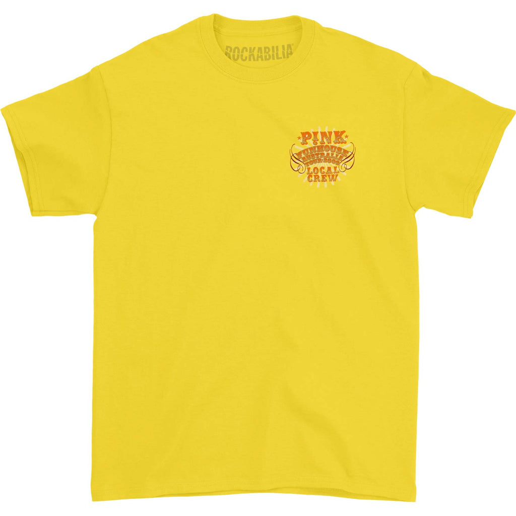Local Crew Yellow T-shirt