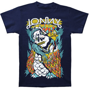 Dead Gypsy Navy Blue T-shirt