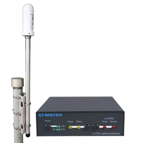 LD-350 Long-Range Lightning Detector