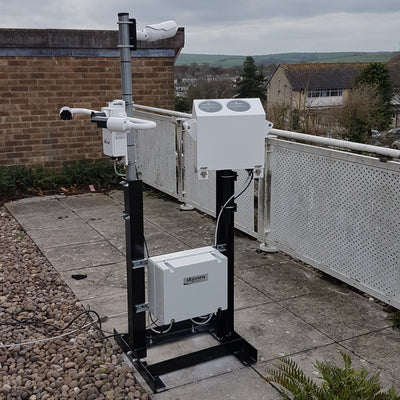 CBME80 Cloud Ceilometer