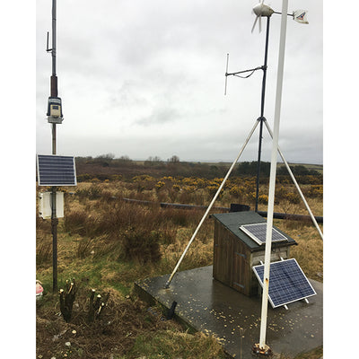Remote Weather Monitoring Solution