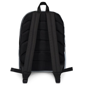 Broken Glass Laptop Backpack - Aly Pictured It