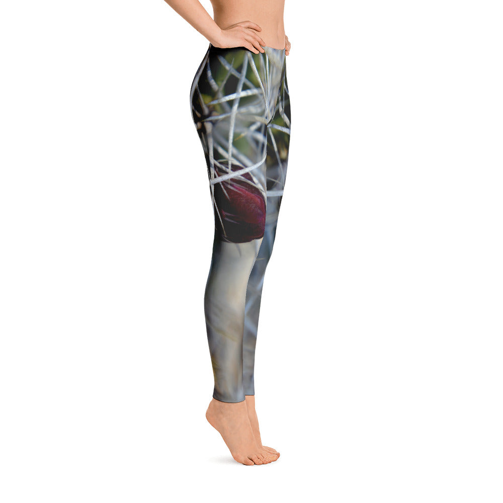 Cactus Leggings - Aly Pictured It