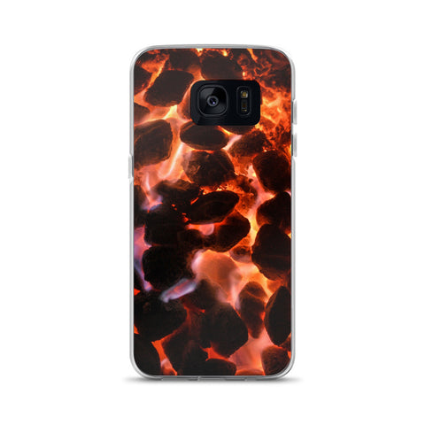 Glowing Embers Samsung Case - Aly Pictured It