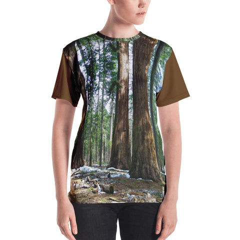 Redwoods Women's T-shirt