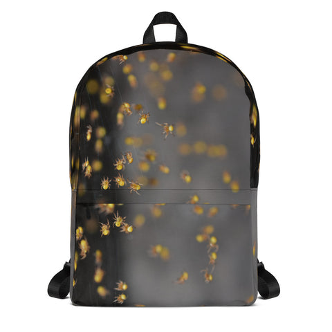 Crawling Spiders Laptop Backpack - Aly Pictured It