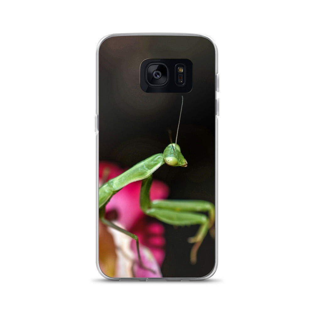 Praying Mantis Samsung Case - Aly Pictured It
