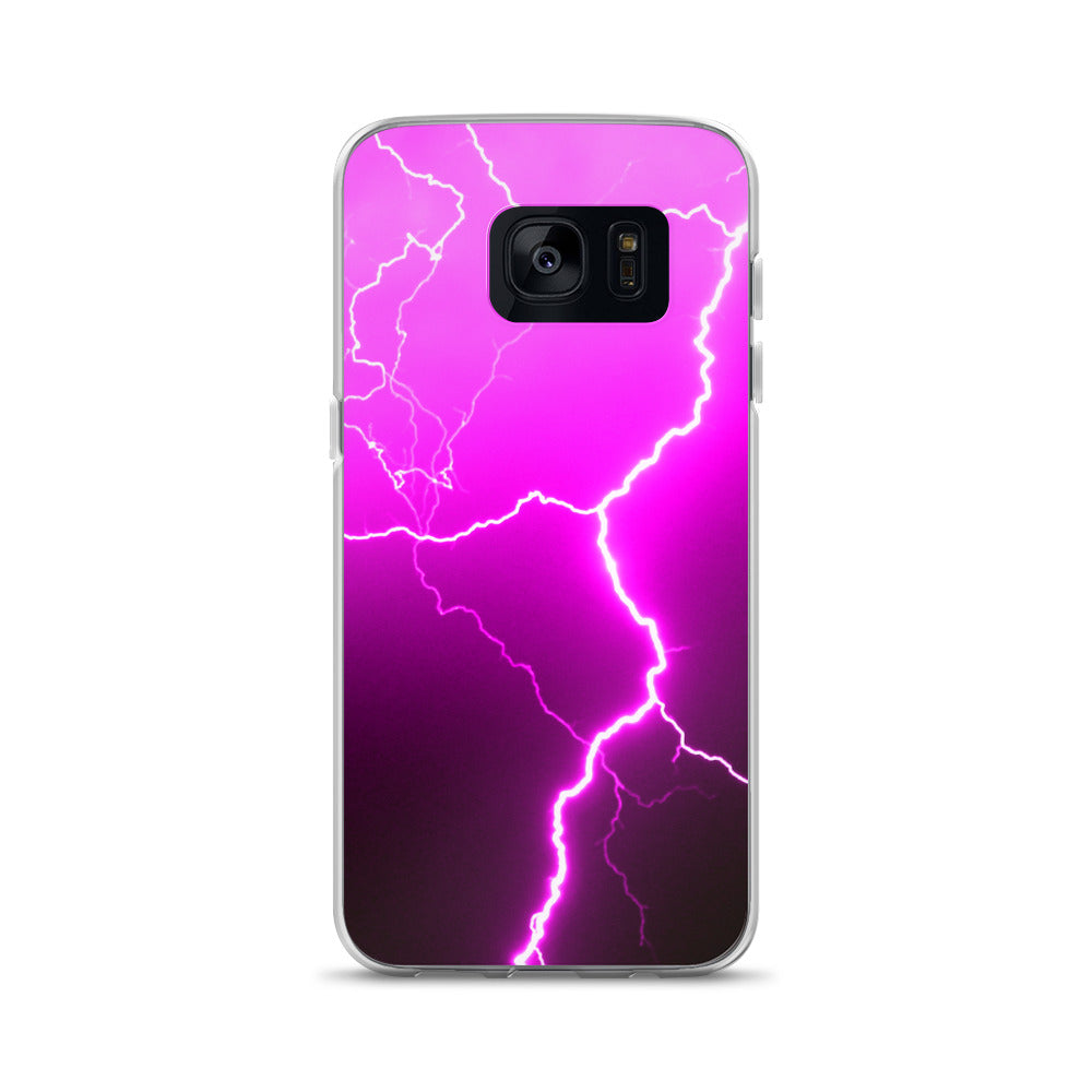 Pink Grandfather Samsung Case - Aly Pictured It