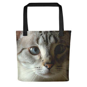 "John ""the cat"" Stamos Tote - Aly Pictured It"