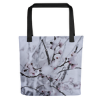 Snow Flower Tote - Aly Pictured It