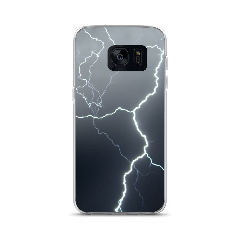 Lightning Samsung Case - Aly Pictured It