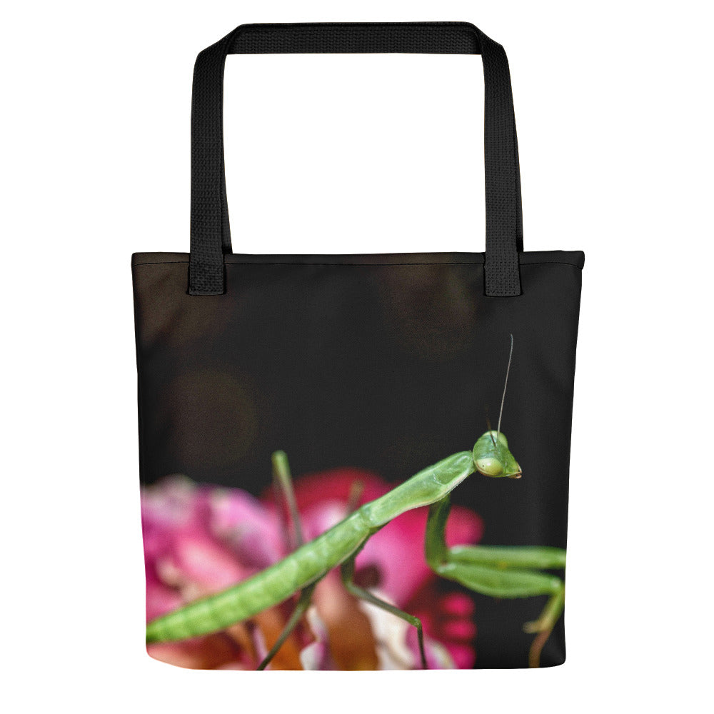 Praying Mantis Tote Bag - Aly Pictured It