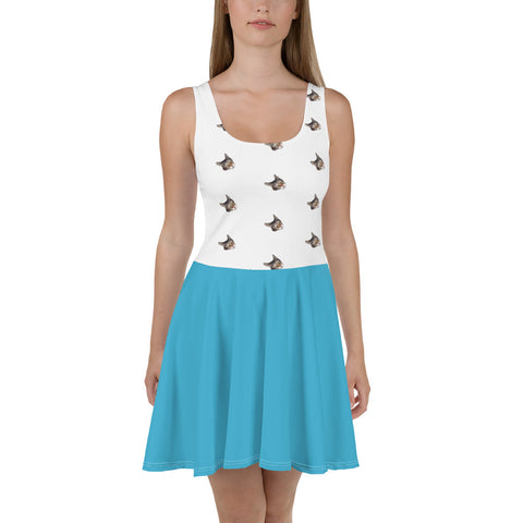 Baby Man Skater Dress - Aly Pictured It