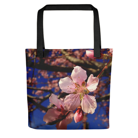 Spring Blossoms Tote - Aly Pictured It