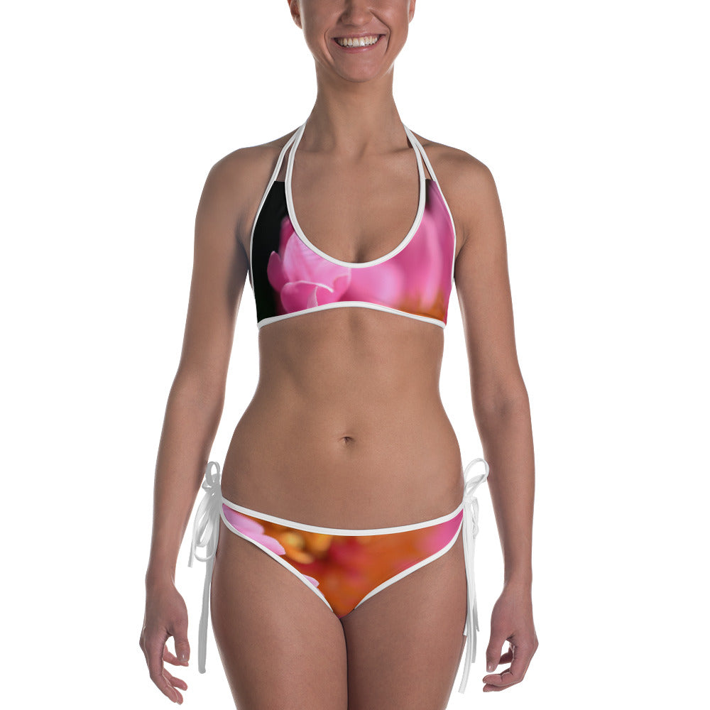 Pink Petals Bikini - Aly Pictured It
