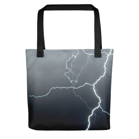 Lightning Tote bag - Aly Pictured It