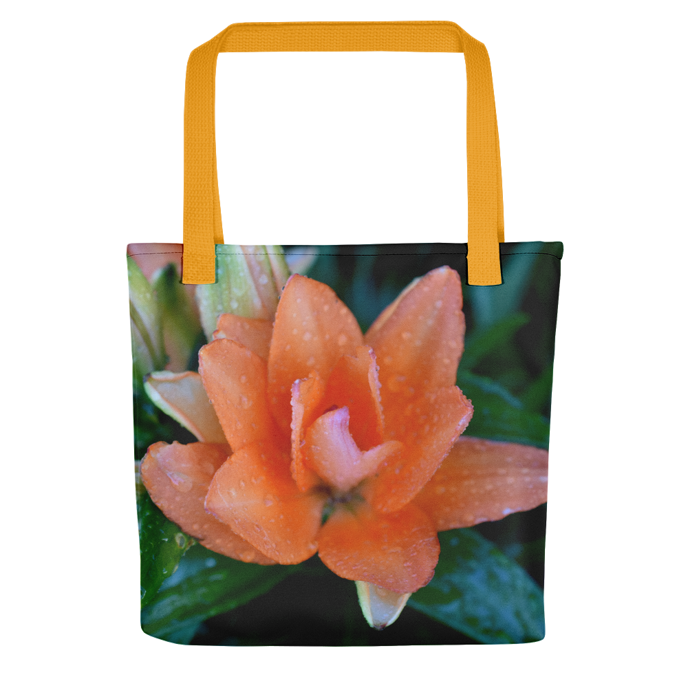 Stolen Tulip Tote - Aly Pictured It