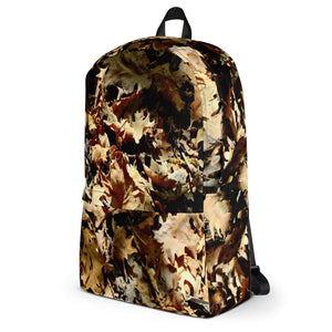 Camo Laptop Backpack - Aly Pictured It