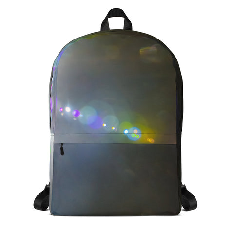 Lens Flare Laptop Backpack - Aly Pictured It