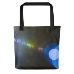Lens Flare Tote - Aly Pictured It