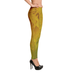 Dandelion Leggings - Aly Pictured It
